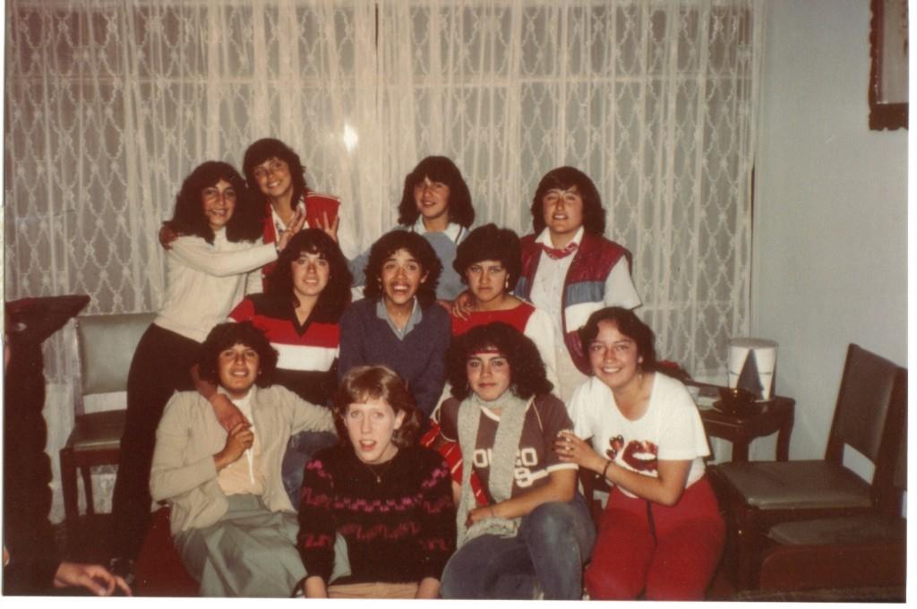 Betsy Bolivia 1983